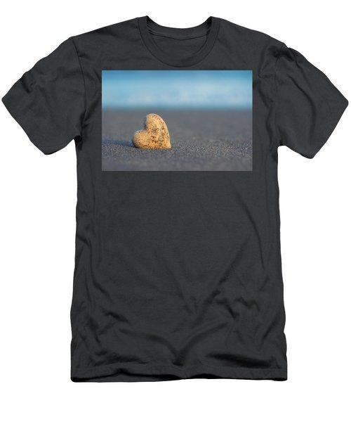 Zen Heart  Men's T-Shirt (Athletic Fit)