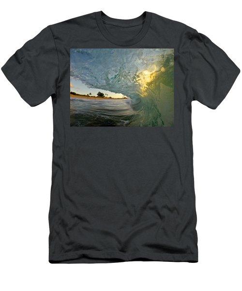 Heartflame Men's T-Shirt (Athletic Fit)