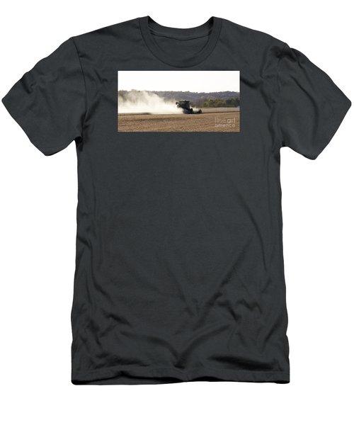 Heartland Harvest  Men's T-Shirt (Slim Fit) by J L Zarek