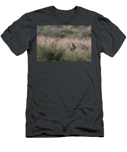 Heath Song  Skylark Men's T-Shirt (Athletic Fit)