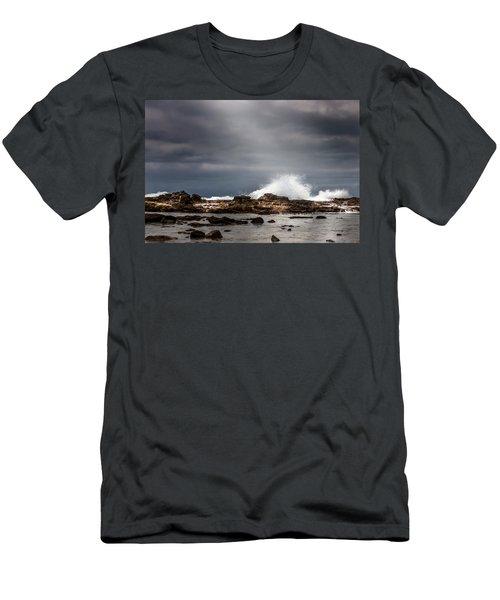 Heavenly Light Men's T-Shirt (Athletic Fit)