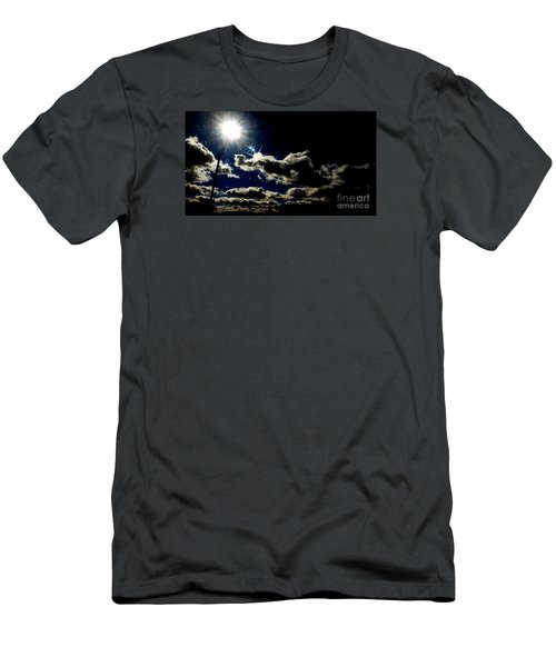 Heinlein's Horizon Men's T-Shirt (Slim Fit) by Jesse Ciazza