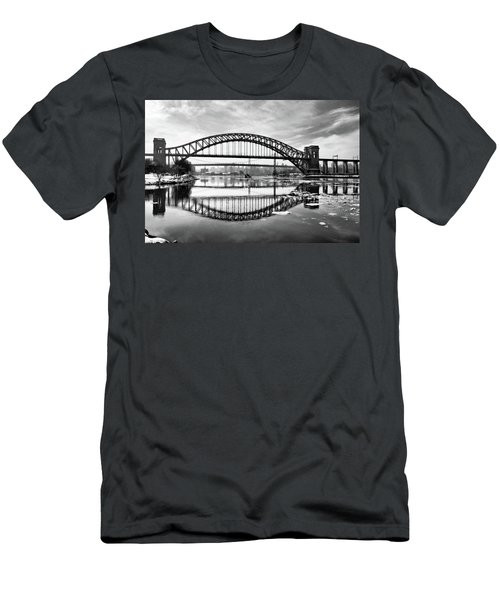 Hellgate Full Reflection Men's T-Shirt (Athletic Fit)