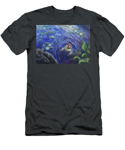 Hello Men's T-Shirt (Athletic Fit)