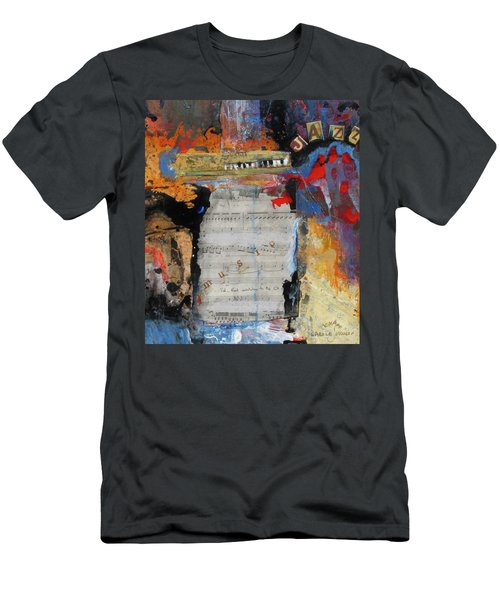 Hell's Jazz Men's T-Shirt (Athletic Fit)