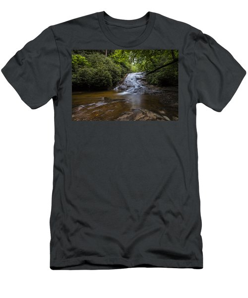 Helton Creek Falls 2 Men's T-Shirt (Athletic Fit)
