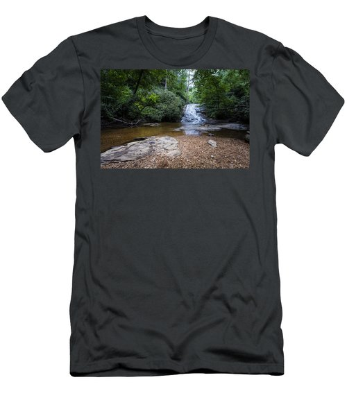 Helton Creek Falls Men's T-Shirt (Athletic Fit)