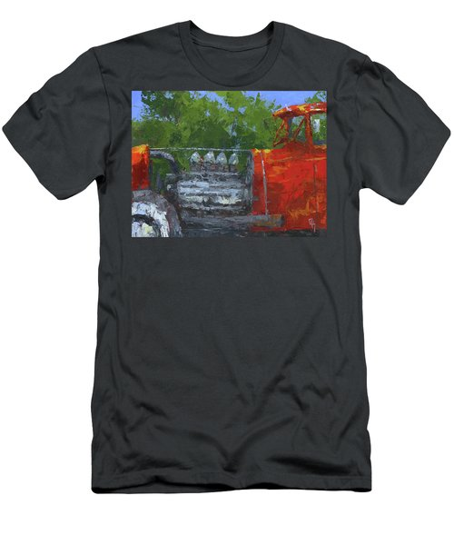 Hemi Hot Rod Men's T-Shirt (Athletic Fit)