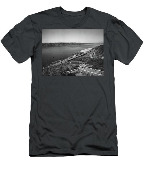 Henry Hudson Parkway, 1936 Men's T-Shirt (Athletic Fit)