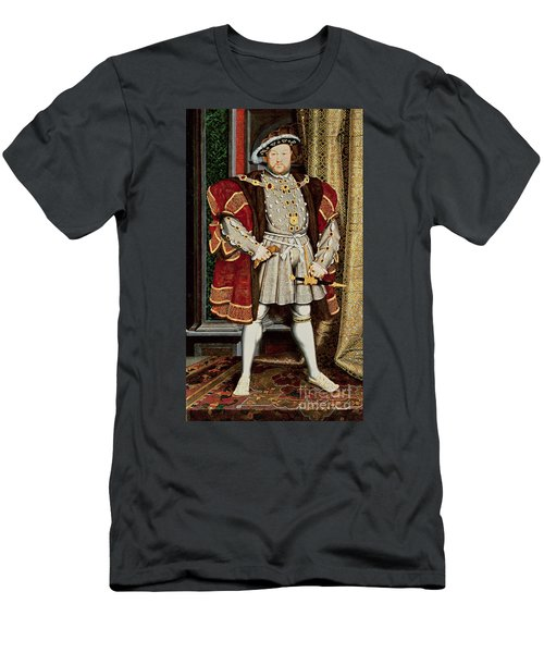 Henry Viii Men's T-Shirt (Athletic Fit)