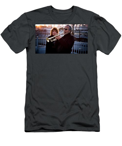 Herb Alpert Men's T-Shirt (Athletic Fit)