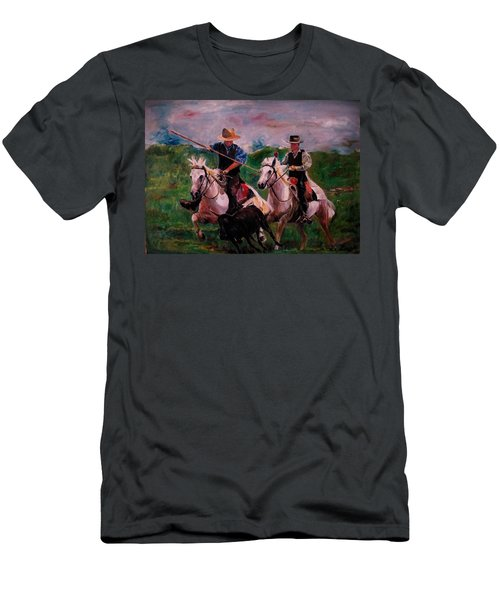 Herdsmen Men's T-Shirt (Athletic Fit)