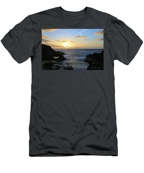 Here To Eternity Men's T-Shirt (Athletic Fit)