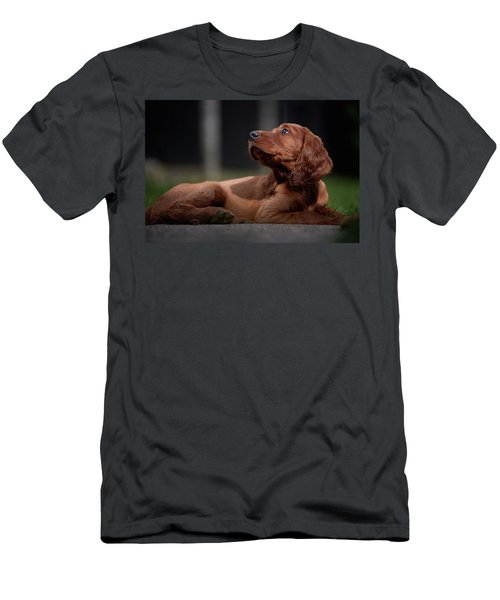Hey You Men's T-Shirt (Athletic Fit)