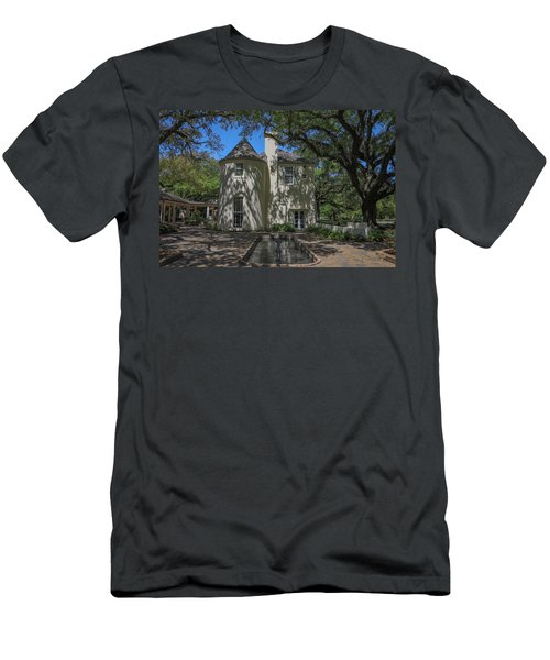 Heyman House Fountain Men's T-Shirt (Athletic Fit)