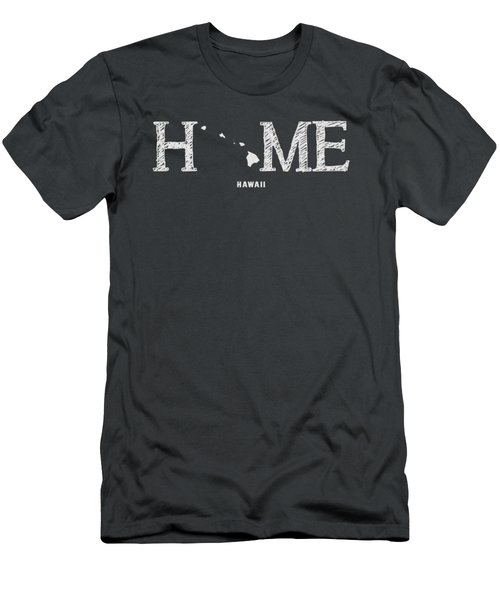 Hi Home Men's T-Shirt (Athletic Fit)