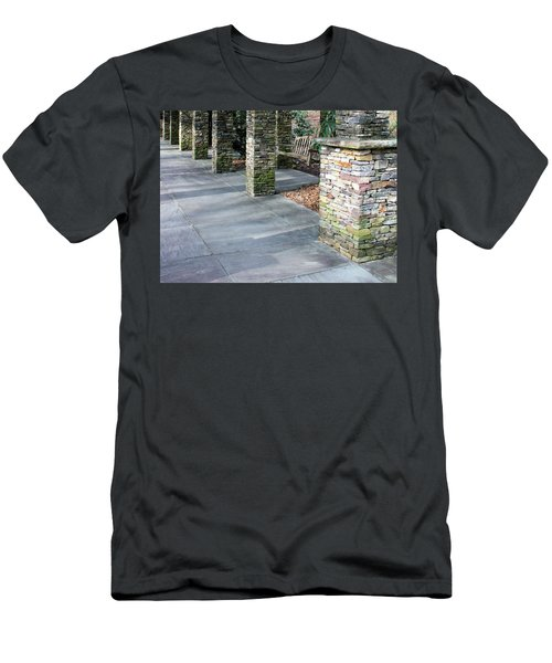 Hidden Men's T-Shirt (Slim Fit) by Cathy Harper