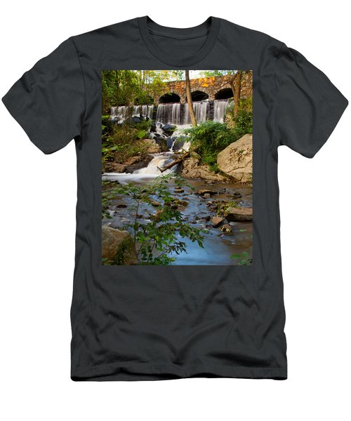 Hidden History Men's T-Shirt (Athletic Fit)