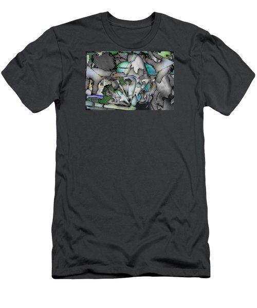 Hidden Image Men's T-Shirt (Slim Fit) by Don Gradner
