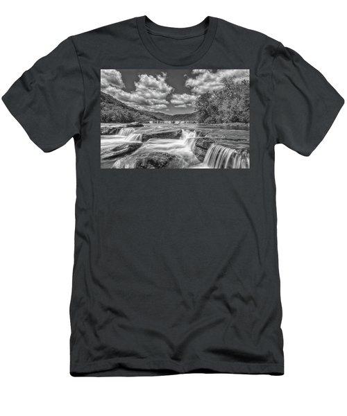 Hidden Message Men's T-Shirt (Athletic Fit)