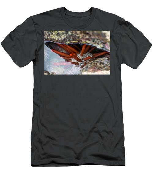 Men's T-Shirt (Athletic Fit) featuring the photograph Hidden Treasure by Colleen Coccia
