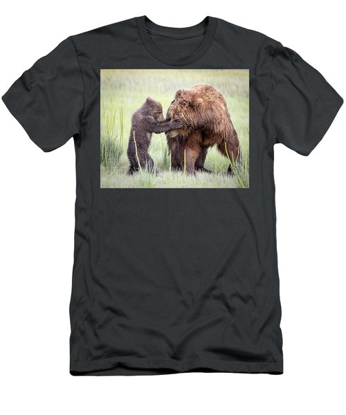 Hide And Seek Men's T-Shirt (Athletic Fit)