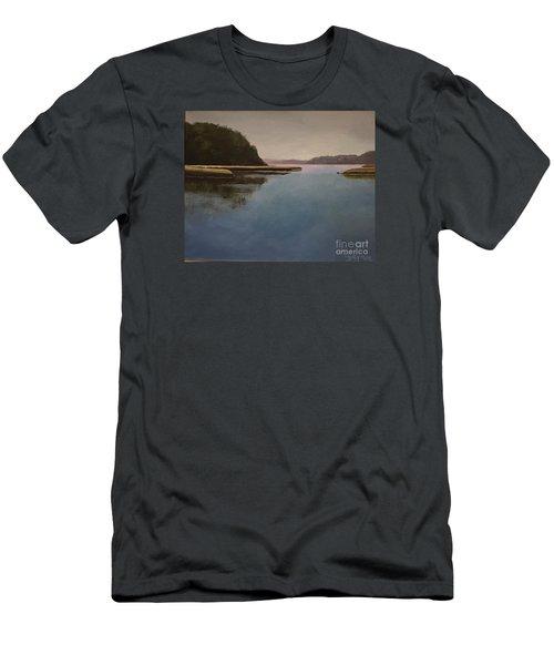 High Tide Little River Men's T-Shirt (Athletic Fit)