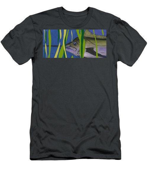 Hiding Spot Men's T-Shirt (Athletic Fit)