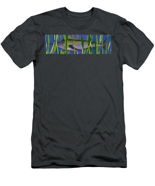 Hiding Spot2 Men's T-Shirt (Athletic Fit)