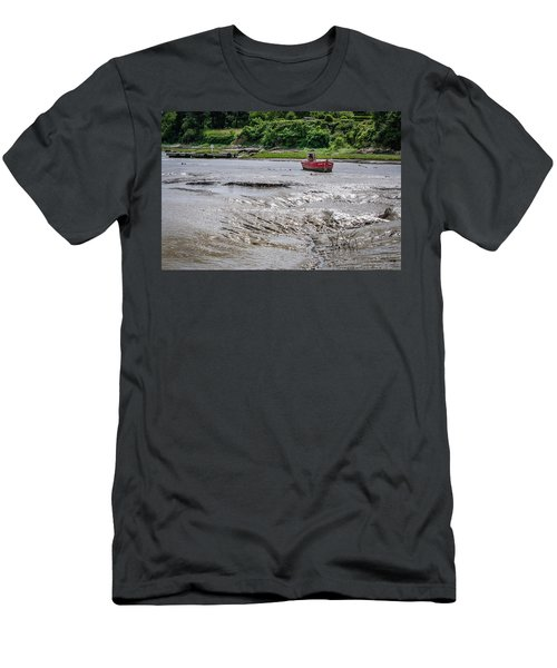 High And Dry Men's T-Shirt (Athletic Fit)