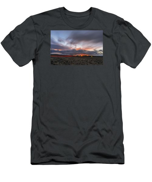High Desert Twilights Men's T-Shirt (Athletic Fit)
