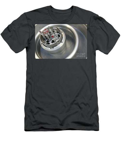 High Flux Isotope Reactor, Flux Trap Men's T-Shirt (Athletic Fit)