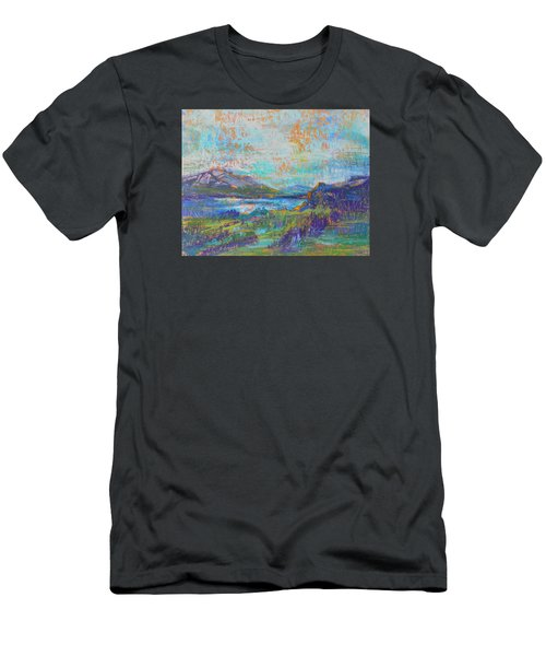 High Lake Men's T-Shirt (Athletic Fit)