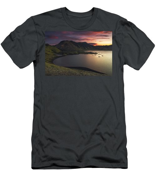 Highland Sunset Men's T-Shirt (Athletic Fit)