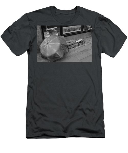 Highs And Lows Men's T-Shirt (Athletic Fit)