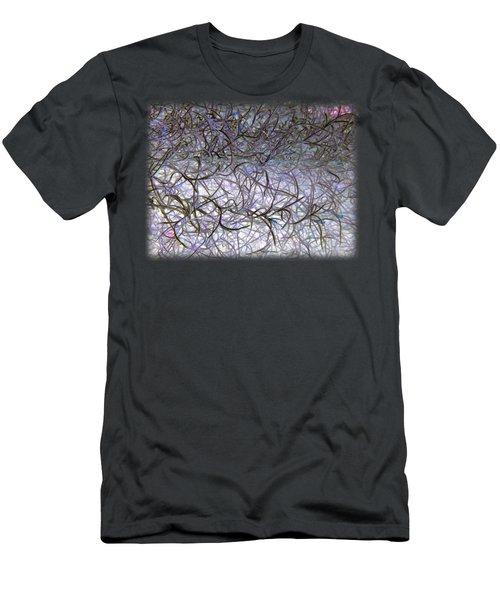 Hint Of Colour Men's T-Shirt (Athletic Fit)