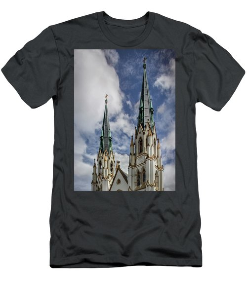 Historic Architecture Men's T-Shirt (Athletic Fit)