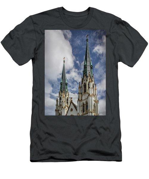 Historic Architecture Men's T-Shirt (Athletic Fit)