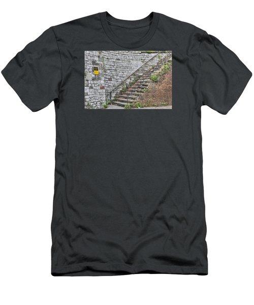 Historic Steps Men's T-Shirt (Athletic Fit)