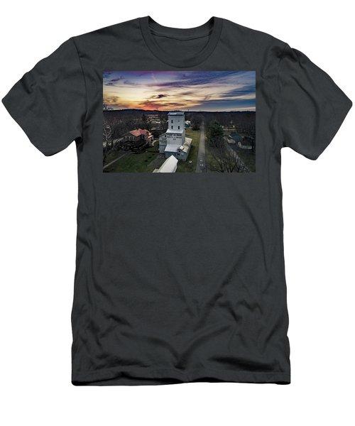 Historic Sunset Men's T-Shirt (Athletic Fit)