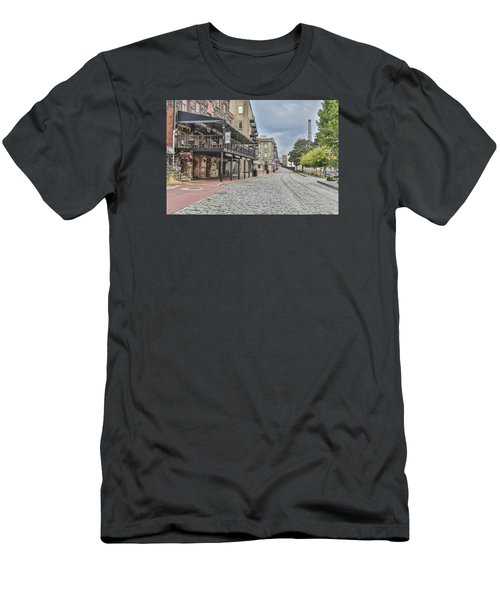 Historic Walk Men's T-Shirt (Athletic Fit)