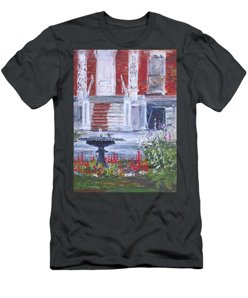 Historical Society Garden Men's T-Shirt (Athletic Fit)
