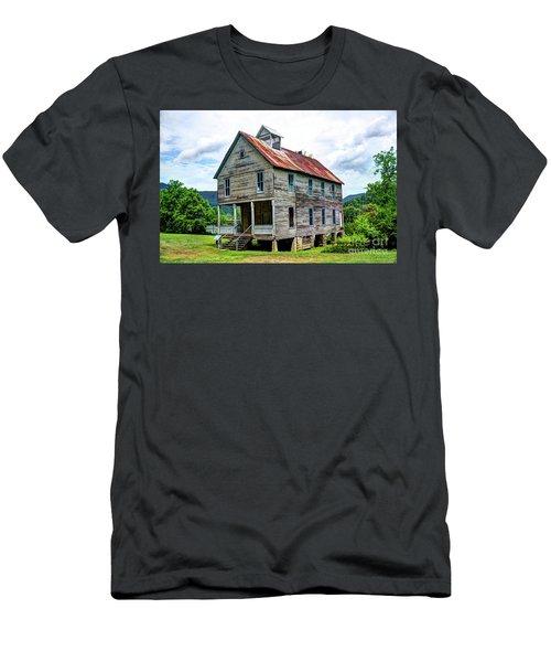 Hiwassee Union Baptist Church Men's T-Shirt (Athletic Fit)