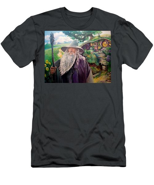 Hobbit Men's T-Shirt (Athletic Fit)