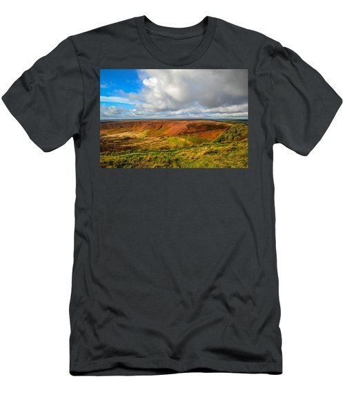 Hole Of Horcum, North York Mores, Yorkshire, United Kingdom Men's T-Shirt (Athletic Fit)