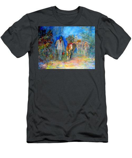 Homeland Museum Men's T-Shirt (Athletic Fit)