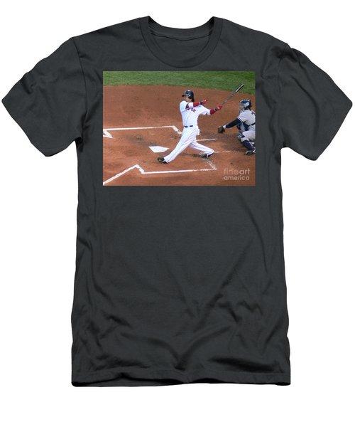 Homerun Swing Men's T-Shirt (Athletic Fit)