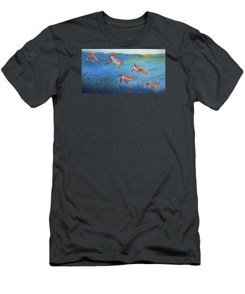 Homeward Bound Men's T-Shirt (Slim Fit)