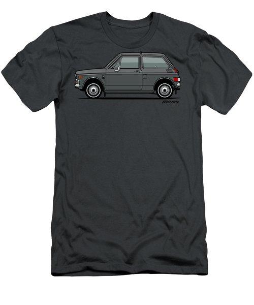 Honda N600 Gray Kei Car Us Version Men's T-Shirt (Athletic Fit)
