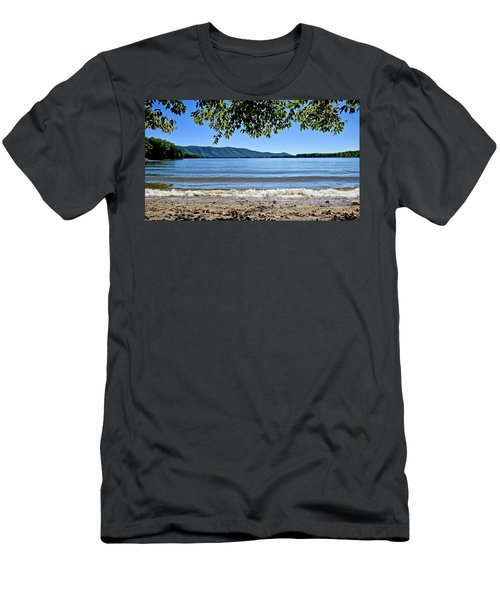 Honey Suckel Cove, Smith Mountain Lake Men's T-Shirt (Athletic Fit)